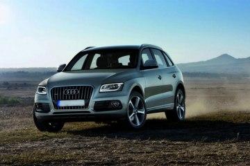 Фото нового Audi Q5 - Вид спереди