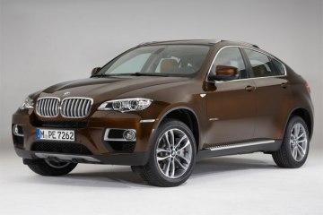 Фото BMW X6 2013