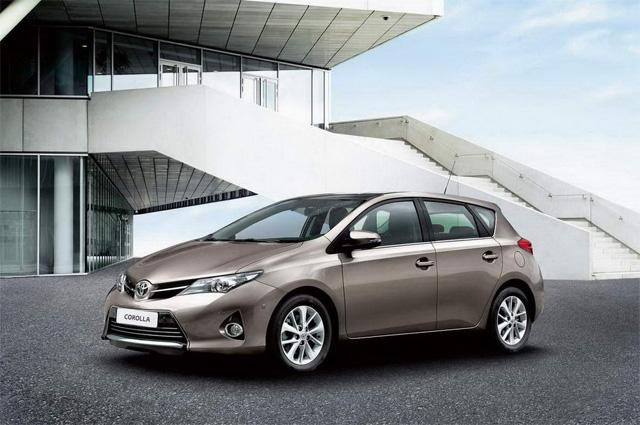 Фото Toyota Corolla 2013