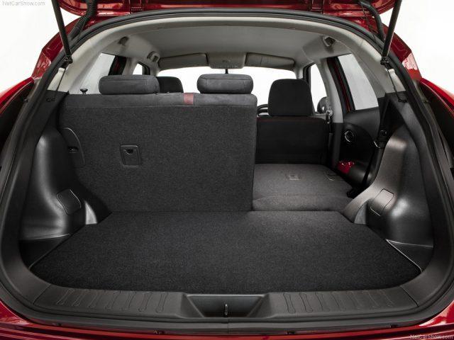 Багажник нового авто