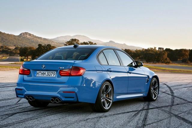 Изображение BMW M3 (F80)