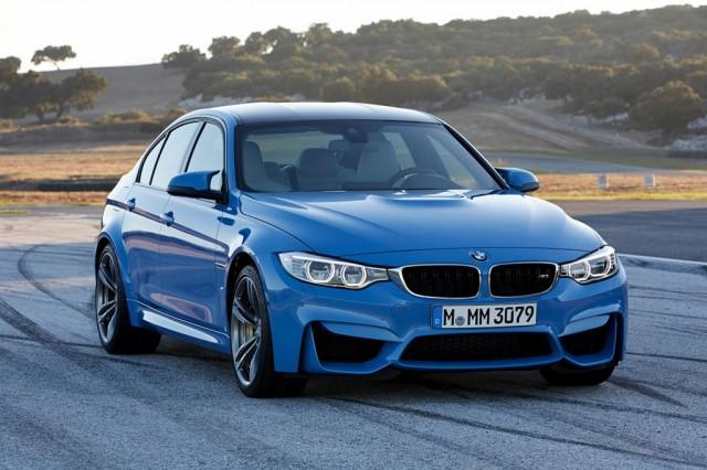 Фото BMW M3 Sedan 2014