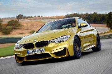 Фото BMW M4 Coupe 2014