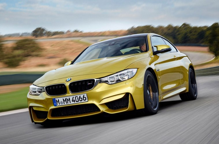 Фото BMW M4 Coupe 2014