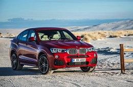 Фото BMW X4 2014