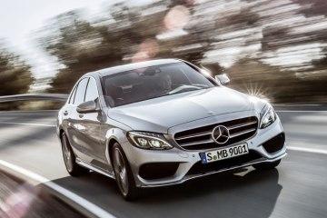 Фото Mercedes C-class 2014