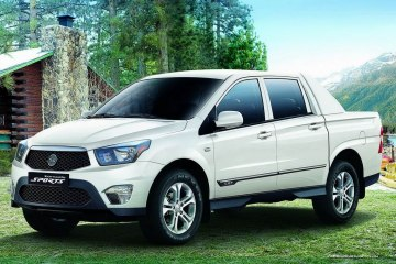 Фото SsangYong Actyon Sports 2013
