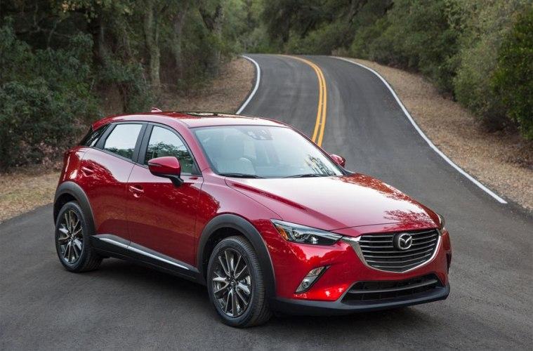 Фото Mazda-CX-3 2015-2016