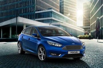 Новый Ford Focus хэтчбек
