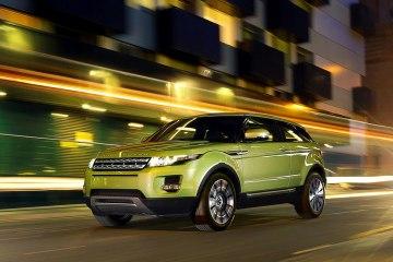 Фото Land Rover Evoque