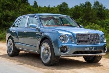 Bentley EXP 9 F Concept 2015