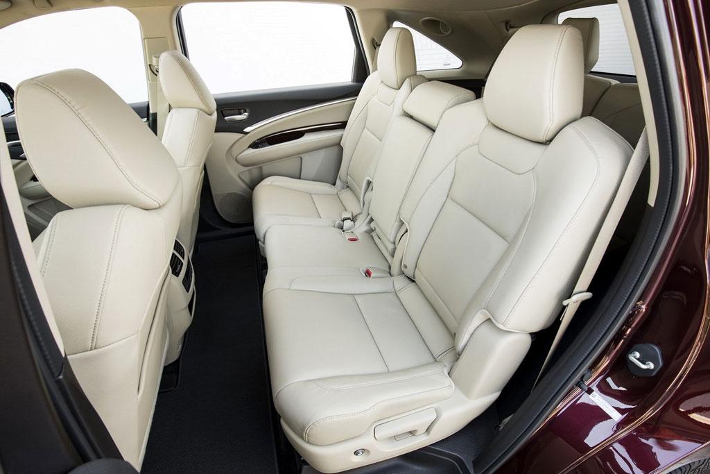 Интерьер Acura MDX 2014 фото