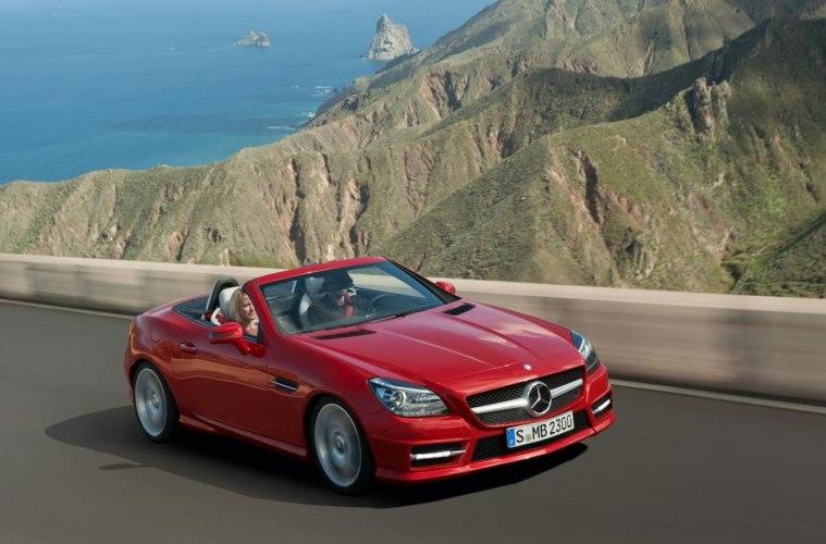 Фото Mercedes-Benz SLK 350