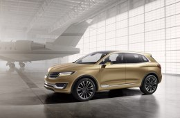 Lincoln MKX concept 2014