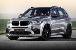Фото BMW X5 M 2015