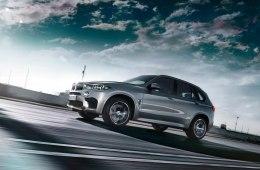 Фото обновленного BMW X5 M 2015