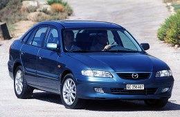 Фото Mazda 626