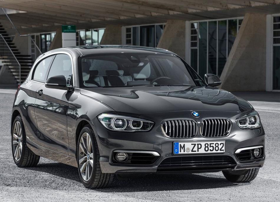 Фото BMW 1 2015