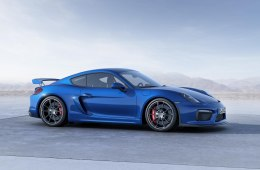 Фото Porsche Cayman GT4 2015