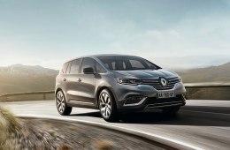 Фото Renault Espace 2015