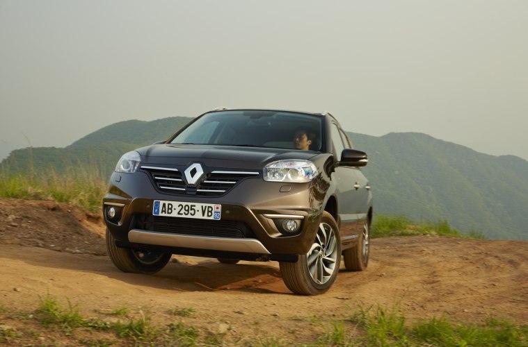 Фото Renault Koleos 2015 2016