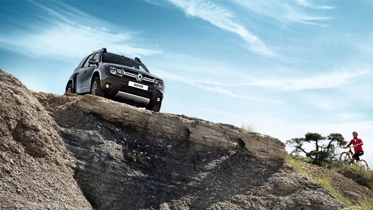 Фото обновленного Renault