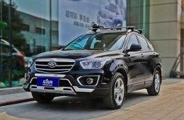 В Шанхае Lifan представит свой новый внедорожник X80