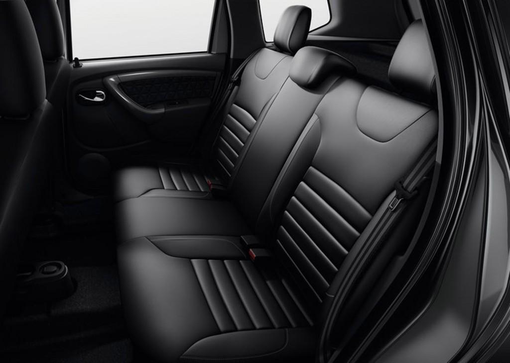 Интерьер Renault Duster 2015