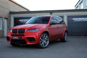 BMW X5M «Fostla»