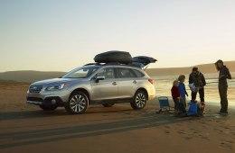 Фото 2015 Subaru Outback