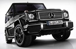 Фото Mercedes-Benz G65 AMG