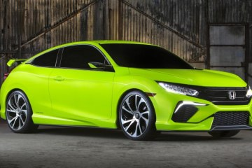 Фото Honda Civic Concept 2015