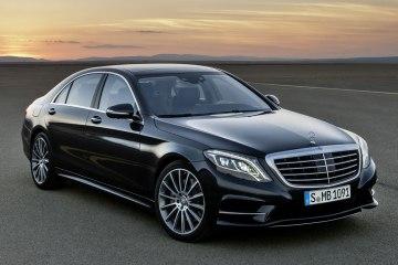 Фото Mercedes-Benz S 350