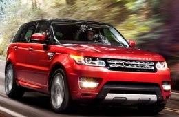 Новая модель Range Rover будет выпускаться на базе Jaguar F-Pace