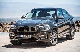 Фото BMW X6 2015 в максимальной комплектации