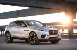 Фото Jaguar F-Pace 2016 (С-X17) - концепт-кар