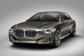 Фото BMW 7 2015-2016