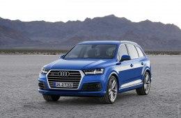 Фото Audi Q7 2015-2016