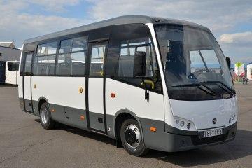 Автобус Вектор на шасси Isuzu