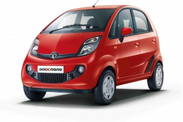 Новый Nano Genx от Tata был представлен официально
