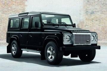 Для россиян будет доступны заключительные экземпляры Land Rover Defender
