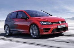 VW Golf наградят системой управления жестами