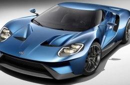 Премьера спорткара GT от Ford пройдёт в июне текущего года