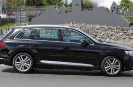 Мощность Audi SQ7 будет ниже старой версии