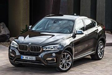 Фото BMW X6 2015-2016