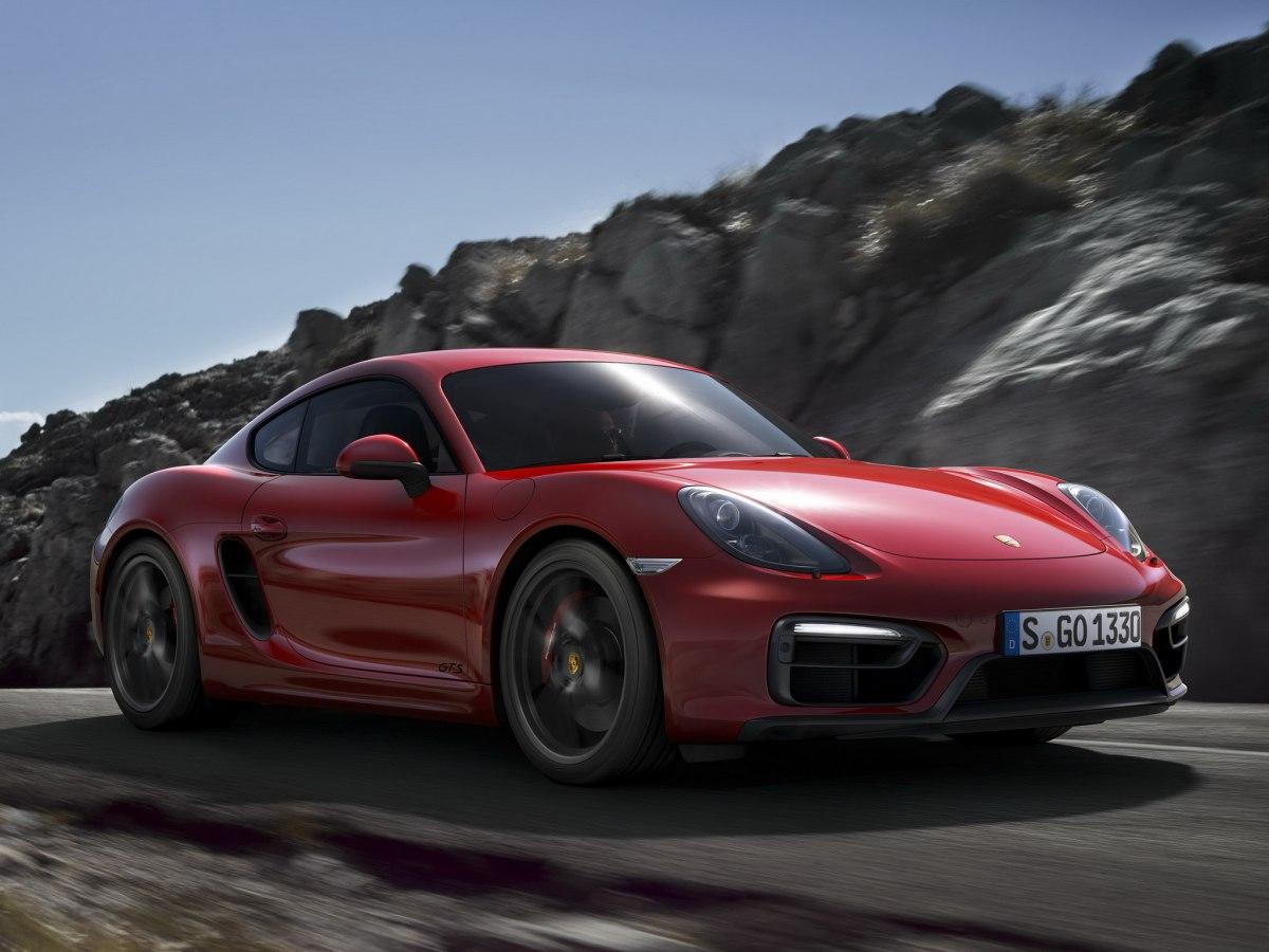 На Porsche Cayman и Boxster будут устанавливать 4-х цилиндровые двигатели