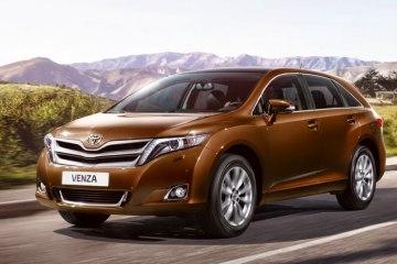 Фото Toyota Venza 2015-2016