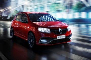 Фото Renault Sandero RS
