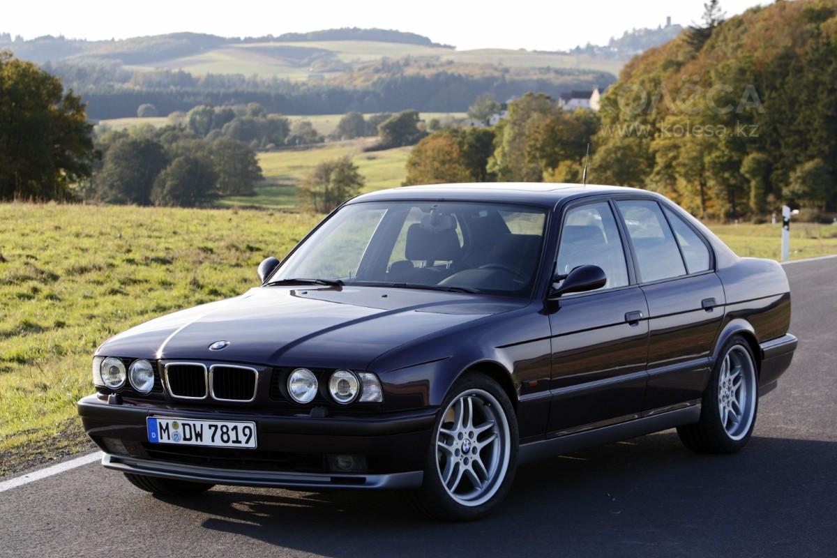 Фото BMW E34