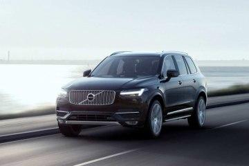Некоторые модели Volvo xc90 стали участниками отзывной компании